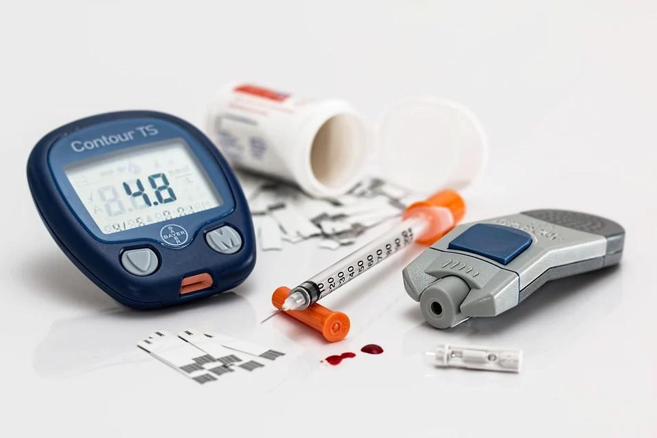 肥胖增加罹患第二型糖尿病風險 控糖護心顧健康國民健康署提出5撇步