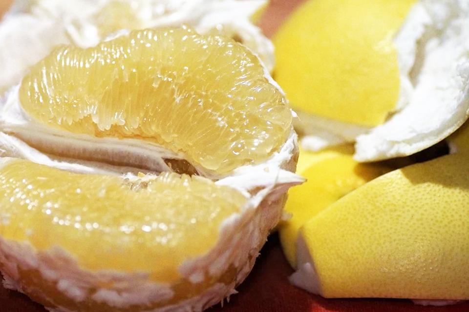 中秋吃柚「藥」小心!這幾類藥物與柚子一起吃 可能產生藥物不良反應